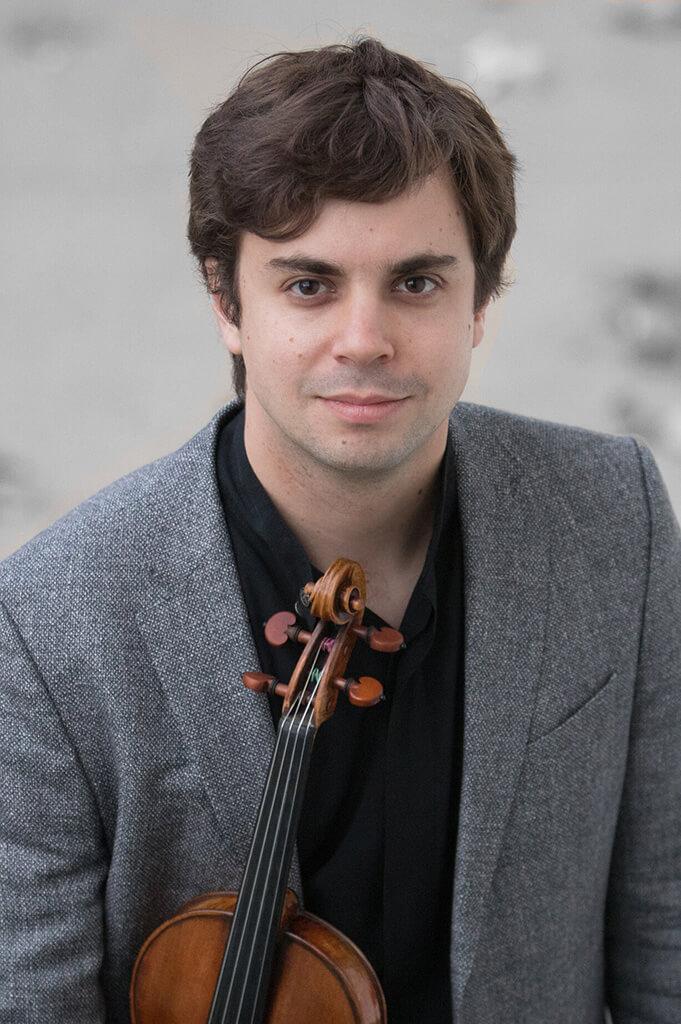 Ambroise Aubrun Promenade String Quartet