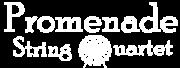 Promenade String Quartet logo w