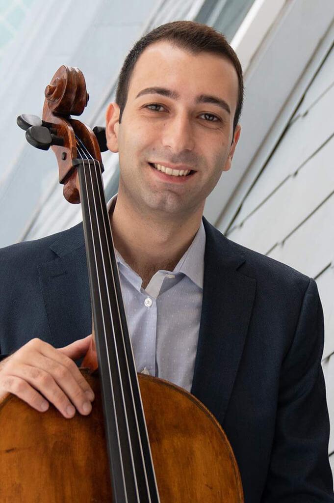 Vardan Gasparyan Promenade String Quartet