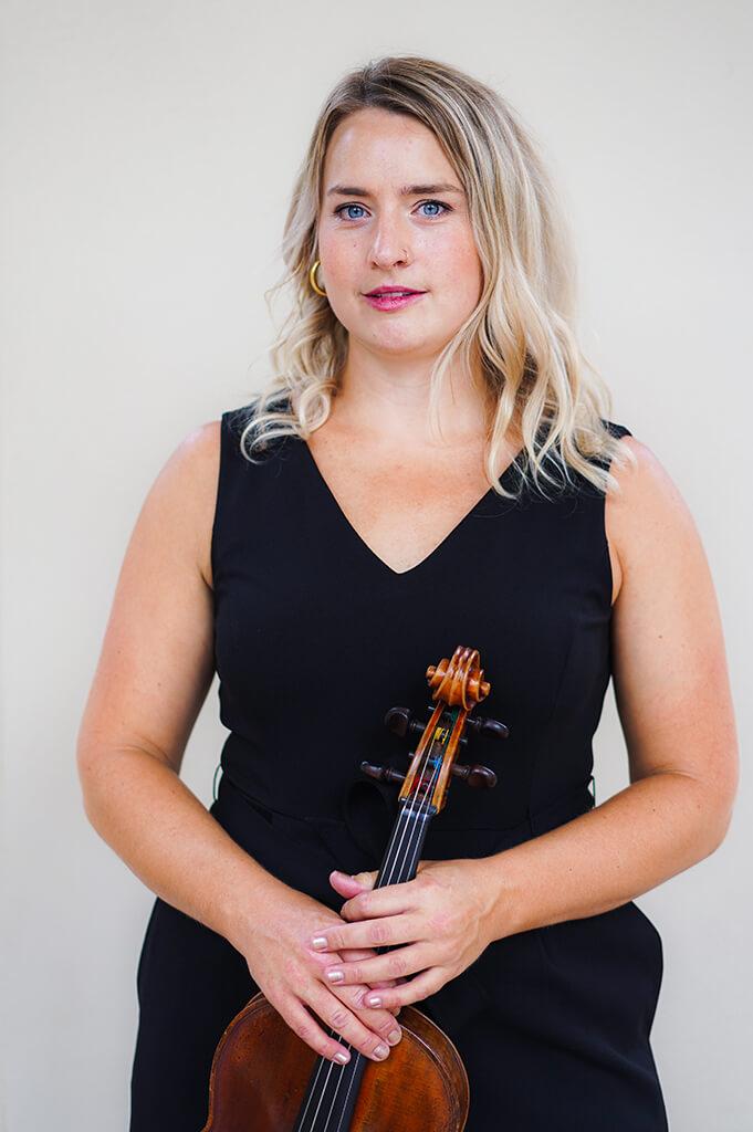 Emily Williams Promenade String Quartet