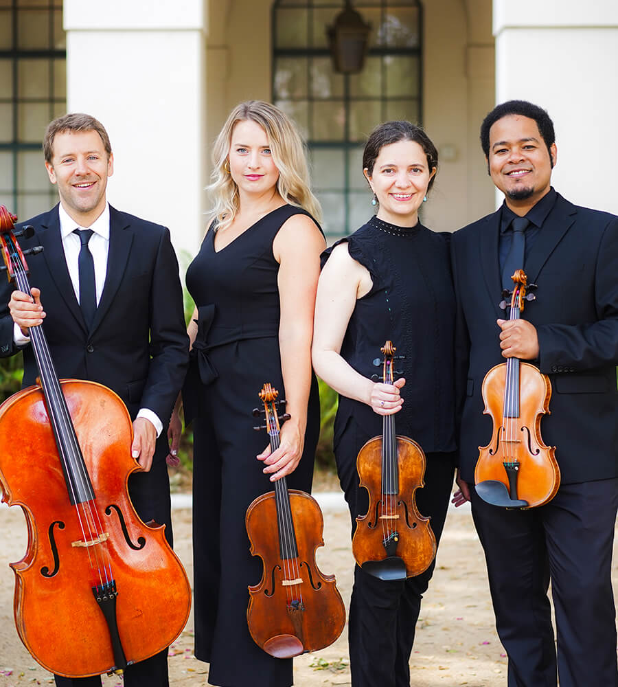 Promenade String Quartet About us