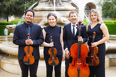 Promenade String Quartet Cant Help Falling In Love With You