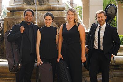 Promenade String Quartet Pachelbel Canon