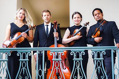 Promenade String Quartet Queen Of Sheba