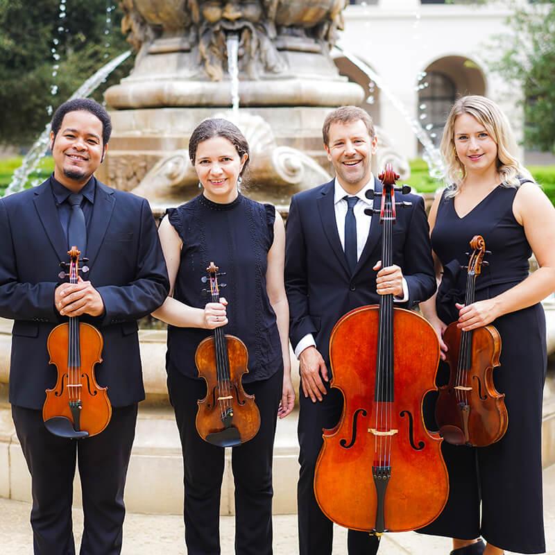 Promenade String Quartet booking