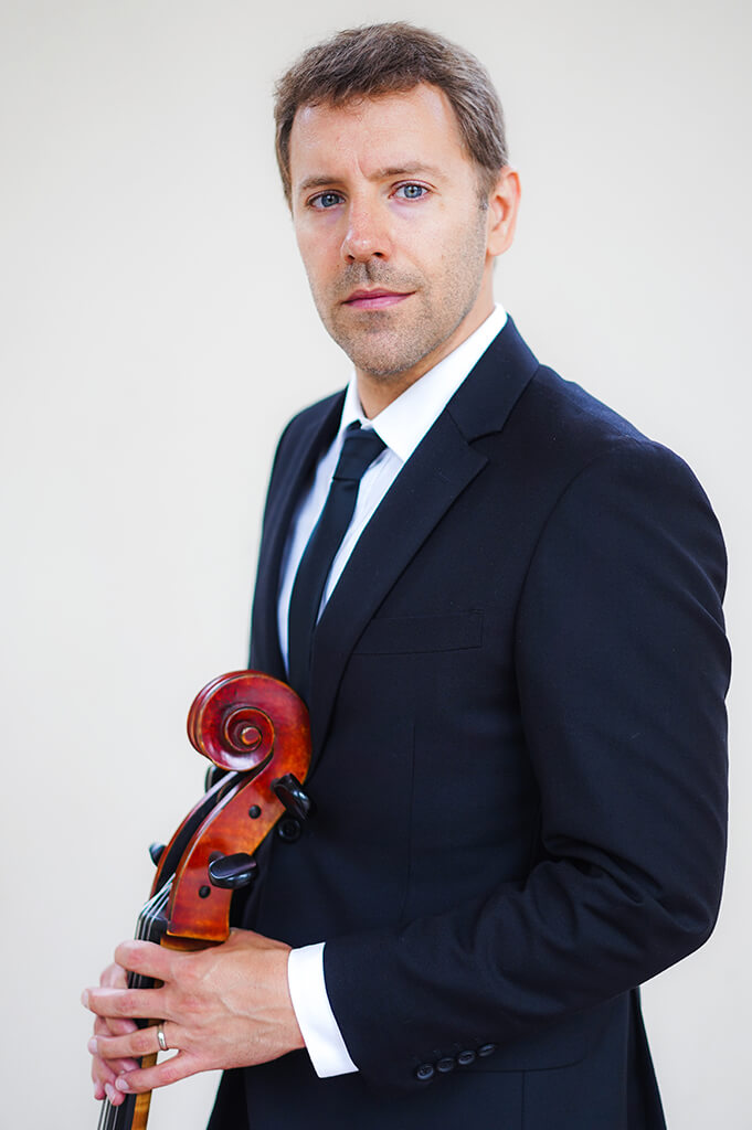 Trevor Jarvis Promenade String Quartet
