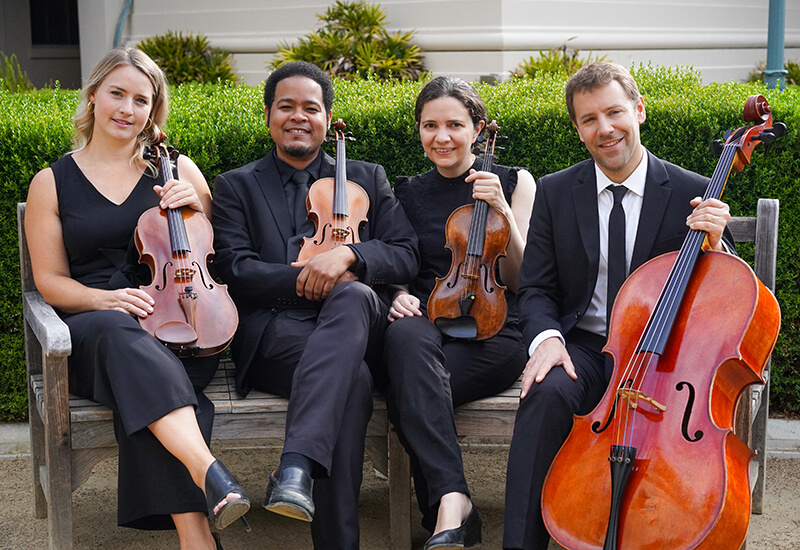 Wedding Promenade String Quartet